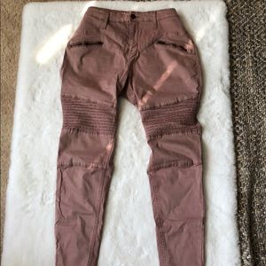 Dusty Rose Jeans